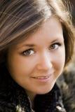 Aantrekkelijk meisje Stock Fotografie