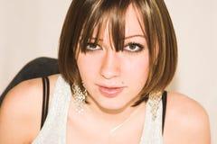 Aantrekkelijk meisje Royalty-vrije Stock Foto