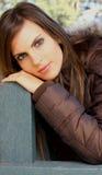 Aantrekkelijke dame Royalty-vrije Stock Foto