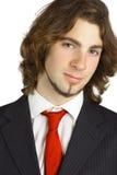 Aantrekkelijke jonge mens Stock Fotografie