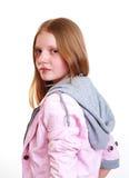 Aantrekkelijke jonge tiener Stock Afbeelding