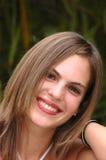 Aantrekkelijke jonge vrouw royalty-vrije stock afbeeldingen