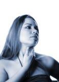 Aantrekkelijke vrouw-17 Stock Fotografie