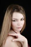 Aantrekkelijke vrouw-6 Royalty-vrije Stock Fotografie
