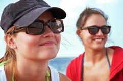 aantrekkelijke vrouwen Stock Foto's