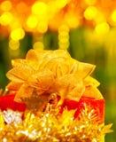 Aanwezig nieuwjaar Stock Foto's