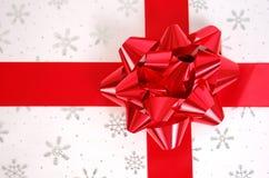 Aanwezige Kerstmis Stock Fotografie