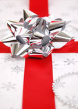 Aanwezige Kerstmis Royalty-vrije Stock Fotografie