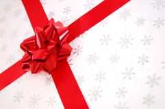 Aanwezige Kerstmis Royalty-vrije Stock Afbeeldingen