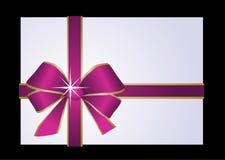 Aanwezige Purple Stock Fotografie
