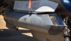 AN/AAQ-33 prickskytt Advanced Targeting Pod Fotografering för Bildbyråer