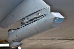AN/AAQ-33 tireur isolé Advanced Targeting Pod photos stock