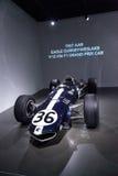 1967 AAR Eagle Gurney-Weslake v-12 Grand Prixauto Royalty-vrije Stock Foto's