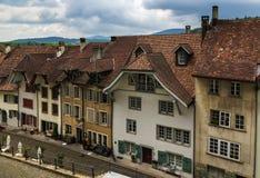 Aarau, die Schweiz Lizenzfreie Stockfotografie