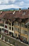 Aarau, die Schweiz Stockbild