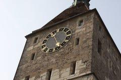 Aarau est une ville, une municipalité, et le capital du canton suisse du nord d'Argovie Image libre de droits