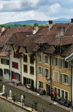 Aarau Schweiz Fotografering för Bildbyråer