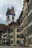 Aarau, Suíça Foto de Stock Royalty Free