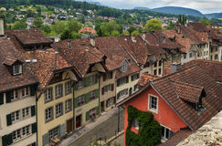 Aarau, Suisse Photo stock