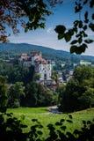Aarburg Швейцария Стоковые Фотографии RF