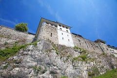Aarburg Schloss Stockbild
