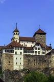 Aarburg-Schloss Stockbilder
