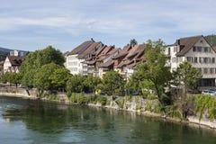 Aarburg, Suiza Foto de archivo libre de regalías