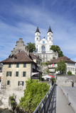 Aarburg, Switzerland Stock Image