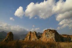 Aard Geosites Stock Foto
