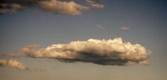 Aard, milieu, ecologie Cloudscape, weer, klimaat royalty-vrije stock foto's
