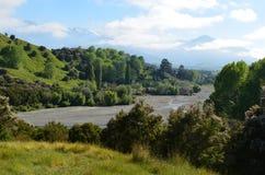 Aard in Nieuw Zeeland Stock Afbeeldingen