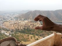 Aard van Jaipur stock afbeelding