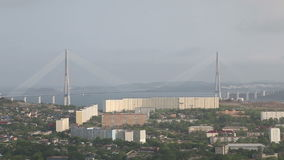 Aard van Vladivostok Primorsky Krai stock videobeelden