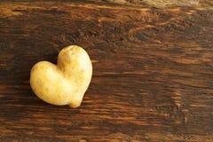 Aardappel en aardappelbloem Stock Foto's