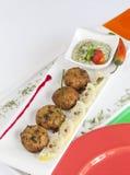 Aardappel Tikki Royalty-vrije Stock Afbeelding