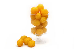 Aardappelballen Stock Afbeelding