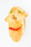 Aardappelgezicht Stock Fotografie
