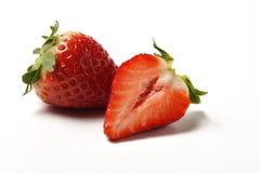 Aardbeien 1 Stock Fotografie