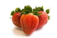 Aardbeien 1 Stock Afbeeldingen