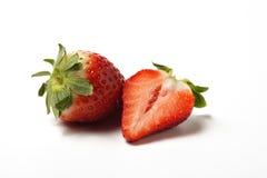 Aardbeien 2 Stock Afbeelding