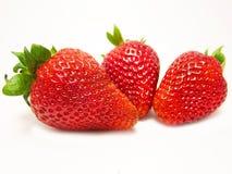 Aardbeien Stock Afbeelding