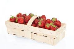 Aardbeien Stock Foto
