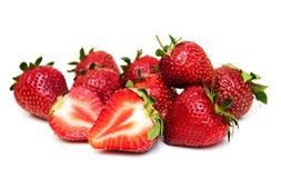 Aardbeien Stock Fotografie
