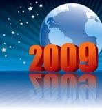 Aarde 2009 Royalty-vrije Stock Foto