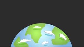 Aarde Royalty-vrije Stock Afbeelding