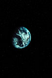 Aarde 3 Royalty-vrije Stock Fotografie