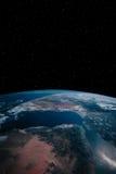 Aarde 4 Royalty-vrije Stock Afbeelding