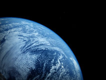 Aarde Royalty-vrije Stock Afbeeldingen