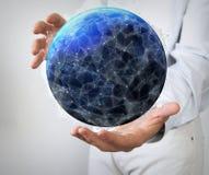 aarde globaal concept Stock Foto's