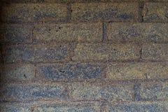 Aarden muur Stock Foto